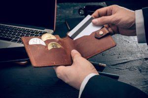 Bitcoin Kreditkarte für deine Kryptowährung