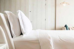 Ein bequemes Bockspringbett für den perfekten Schlaf.